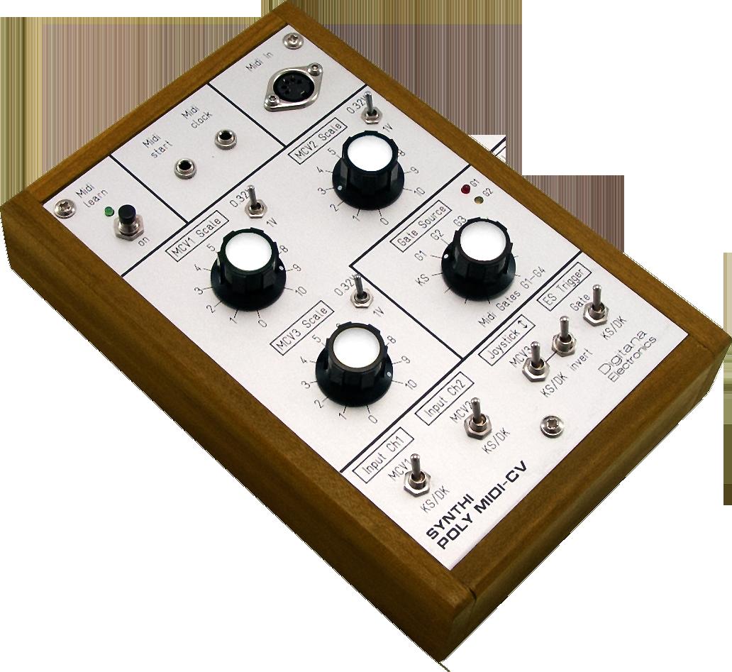 Synthi VCS3 Poly MIDI-CV (Mk1)