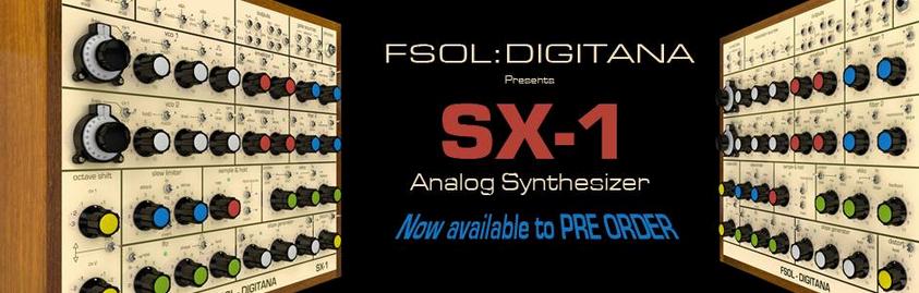 SX-1 pre order