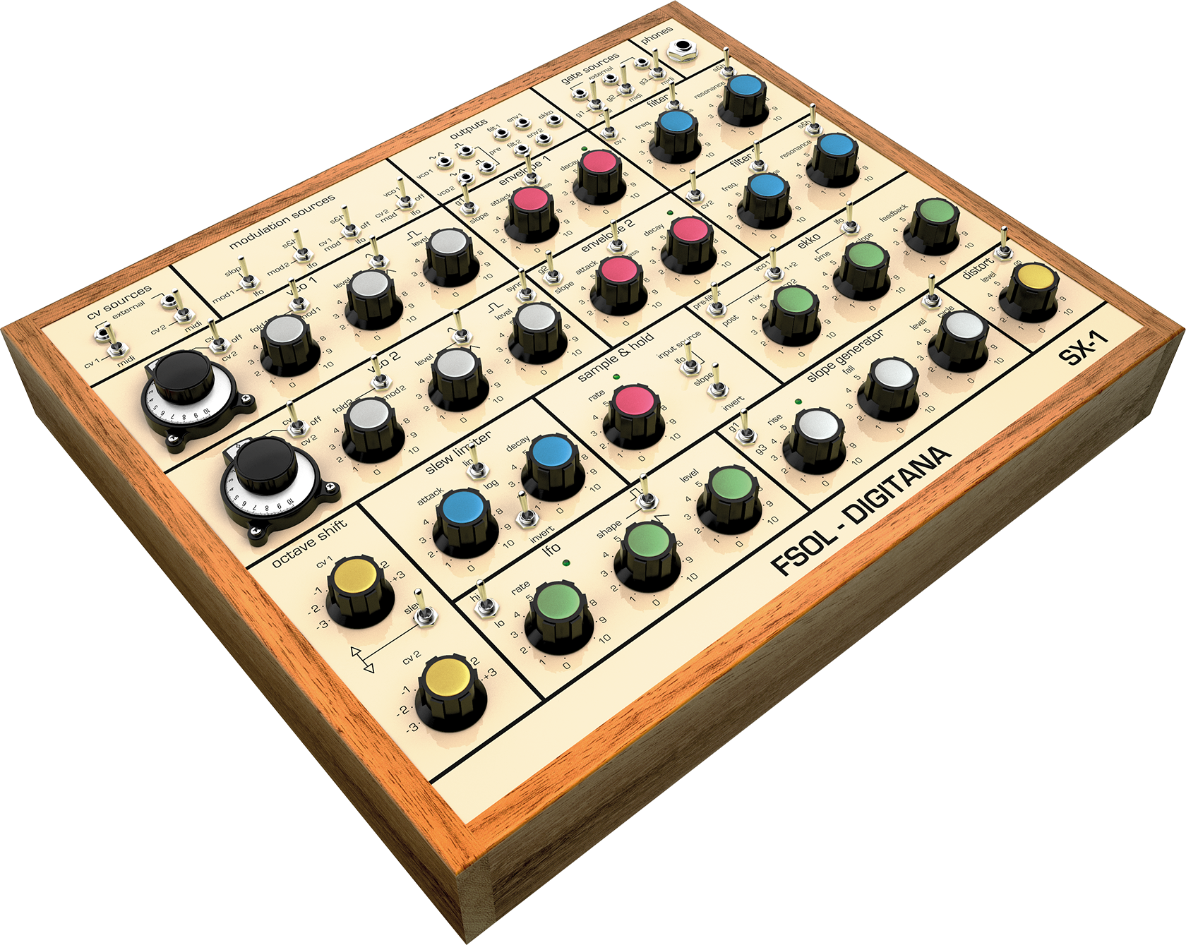 SX-1 Stand Alone Expander