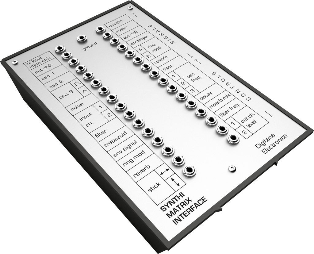 Synthi AKS Matrix Interface