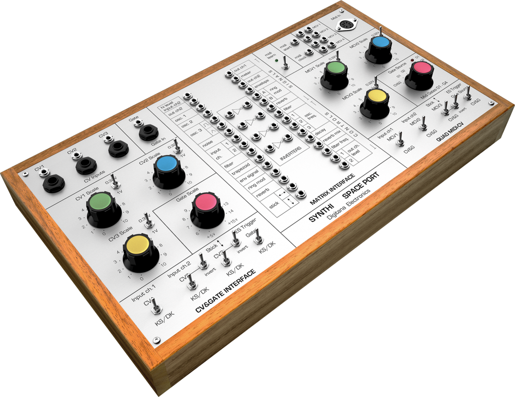 Synthi VCS3 Space Port
