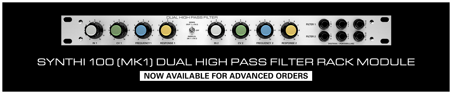 Dual High Pass Filter banner